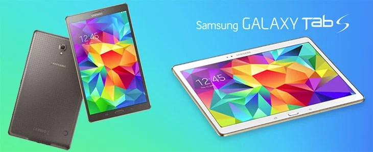 Samsung unveils Galaxy Tab S 10.5 and 8.4 with Super AMOLED displays