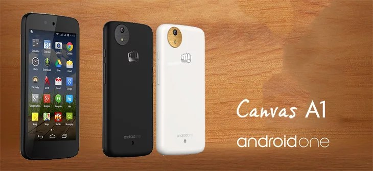 [Android One] Micromax launches Canvas A1 Android One smartphone for Rs 6399