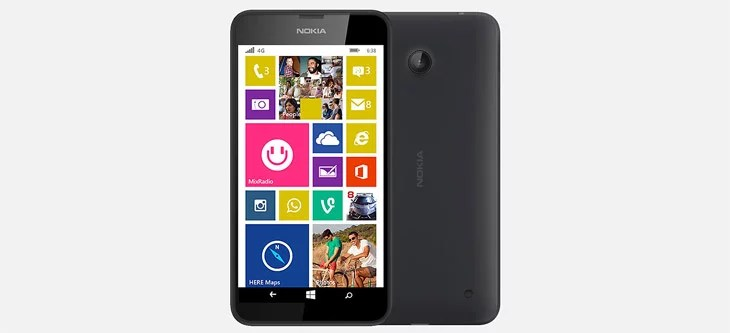 Microsoft brings the affordable 4G LTE Windows Phone - Lumia 638 to India