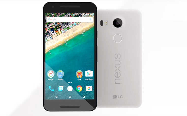 Google Nexus 5X got a Price Cut of up to 20% - available for Rs 24,500 or lesser