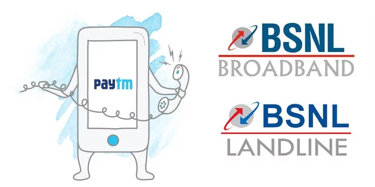 BSNL warns users paying Landline or Broadband Bills via Paytm