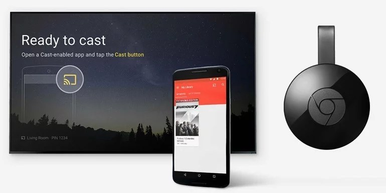 Google launches Chromecast second generation in India for Rs 3,399