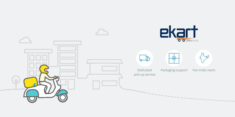 Ekart Courier - Flipkart's logistics arm launches Smart Courier Service