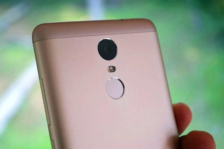 Redmi Note 3 Camera and fingerprint sensor review