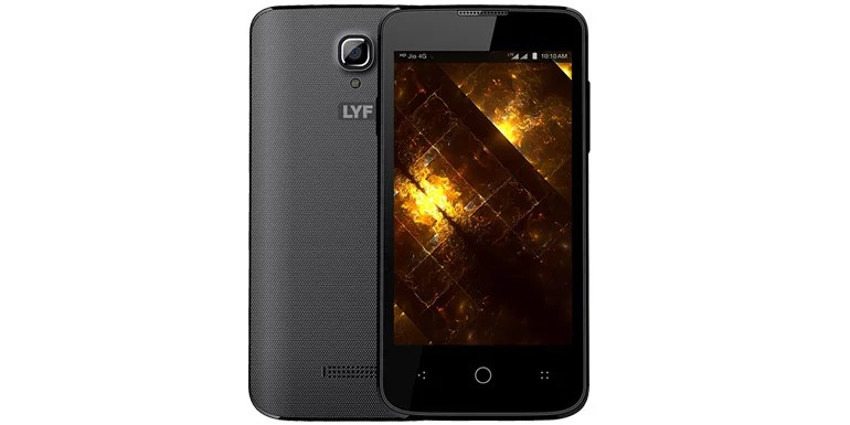 LYF launches Flame 5 – true 4G, VoLTE, Regional language support for Rs 3,999