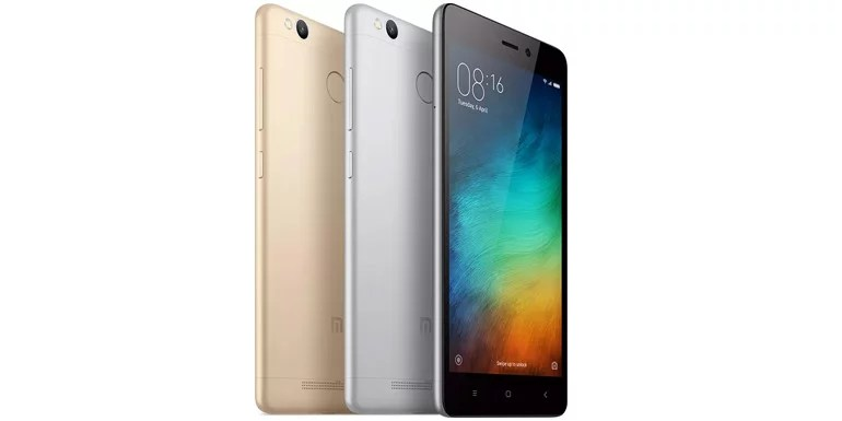 Xiaomi Redmi 3s and Redmi 3s Prime launched in India - Big Battery, 5-inch HD display, 4G VoLTE