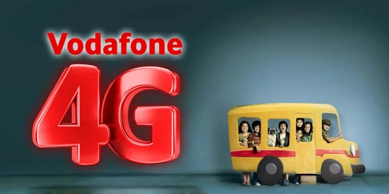Vodafone 4G LTE services roll out in Tamil Nadu