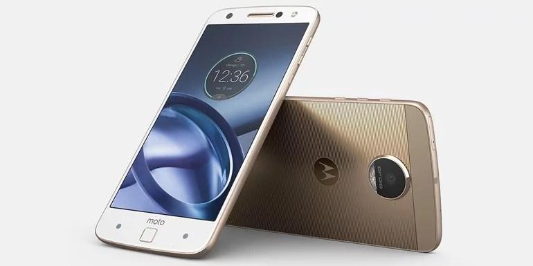 Moto Z India - Moto Mods, Snapdragon 820, 4G VoLTE