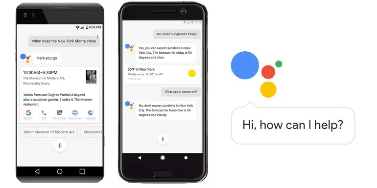 Google Assistant spreads to Devices running Android 6.0 and above