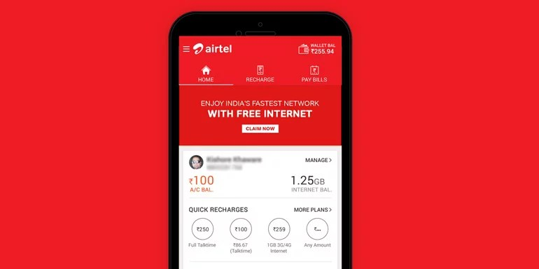Airtel starts offering Surprise Data benefits for PostPaid subscribers