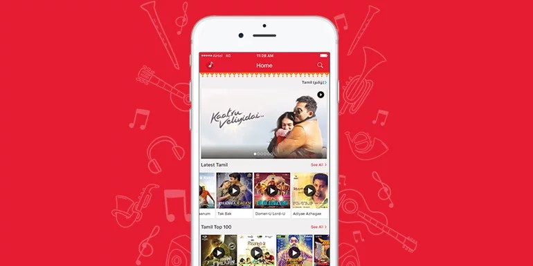 Airtel Wynk Music crosses 50 Million Downloads, Becomes India's most played music streaming app
