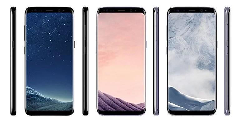 Samsung Galaxy S8 leaks roudup