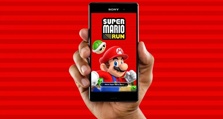 Super Mario Run Is Now Available On Google Play Store, Hoo hoo! Let's-a go!