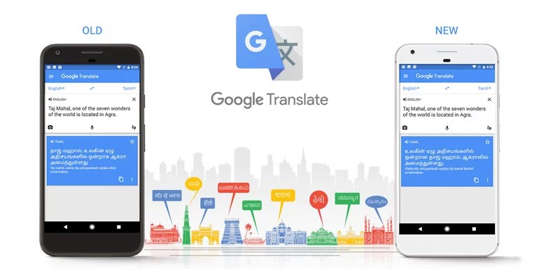 Google adds more support for Indian Languages to Translate, Chrome, Maps and Gboard