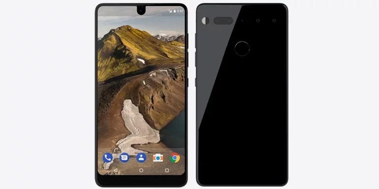 Andy Rubin's Essential Phone unveiled with Snapdragon 835 SoC, QHD display