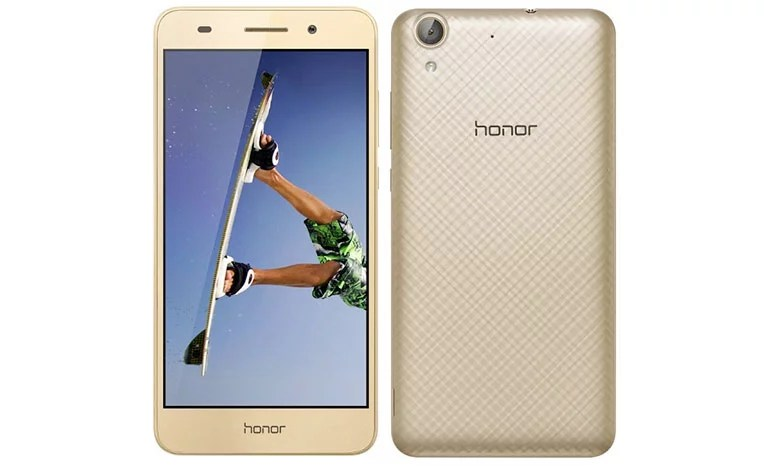 Honor Holly 3+ unveiled in India with HD display, 3GB of RAM, 4G VoLTE