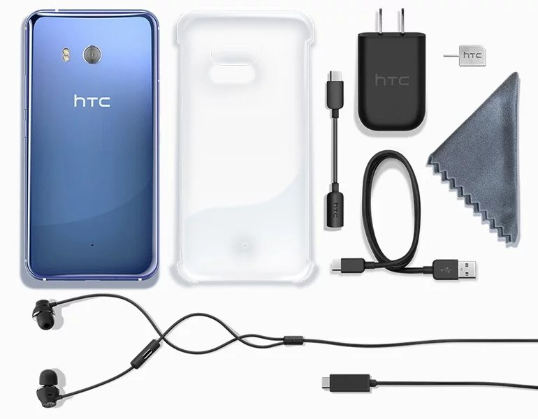 HTC U11 android smartphone specification and Features