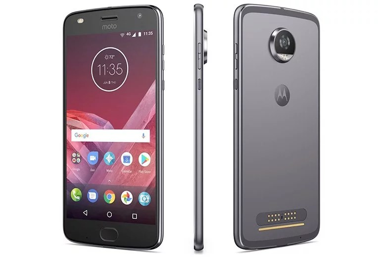 Moto Z2 Play launched in India - Moto Mods, Snapdragon 626 SoC, 4G VoLTE