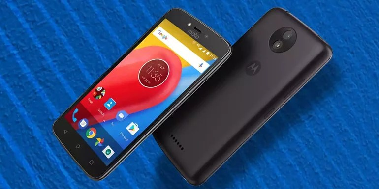 Moto C launched with MediaTek SoC, 4G VoLTE, Android Nougat