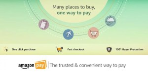 Amazon Pay Wallet Launched: Balance is Now Money, Gift and Credits