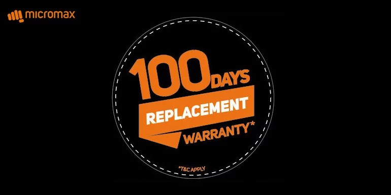 Micromax Promises 100 Days Replacement Warranty For Feature Phones