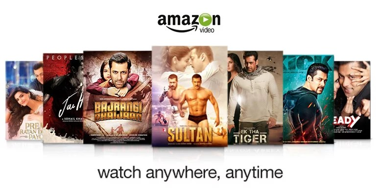 Amazon Prime Video signs exclusive Content deal with Salman Khan