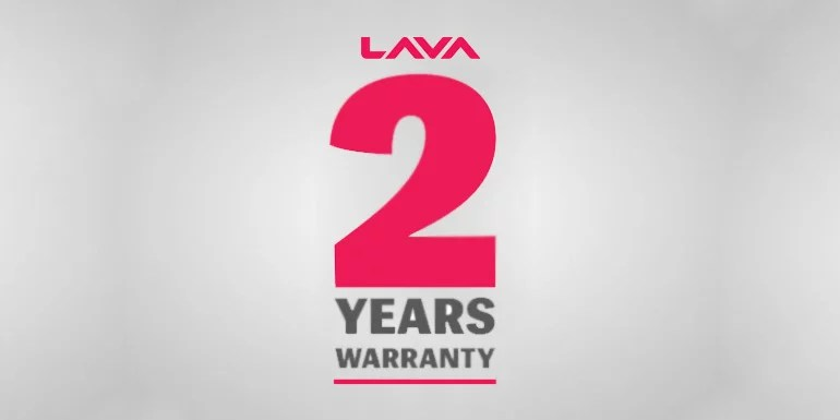 Lava adds Two-year Warranty on Smartphones and Feature phones