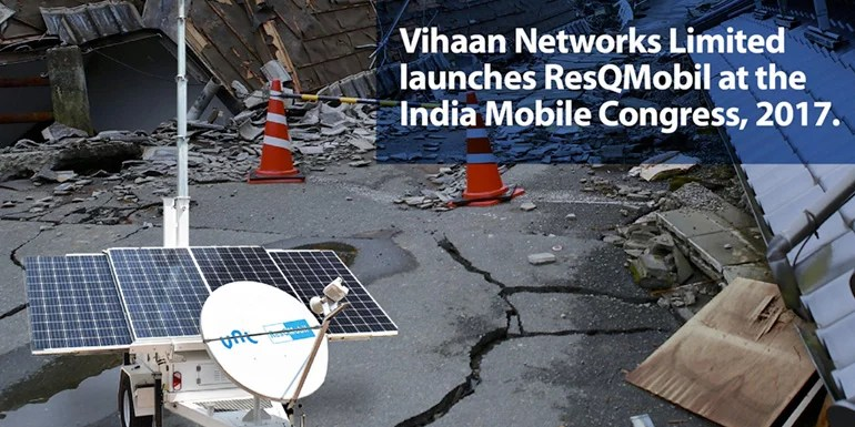 BSNL and VNL partners to Deploy 'Relief 123' Disaster Management Service