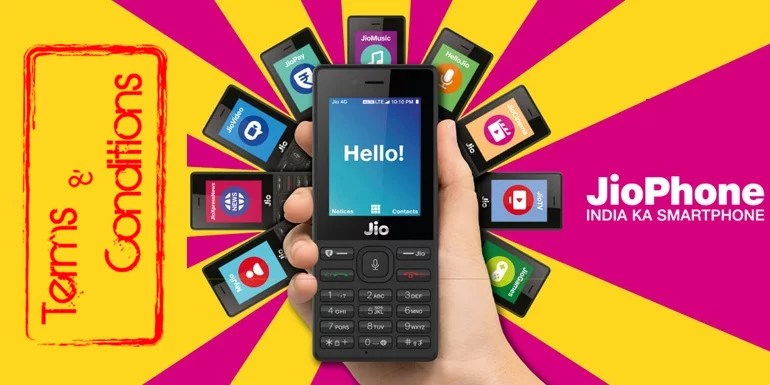 Don't return your Reliance JioPhone before 3 years, Here is why?