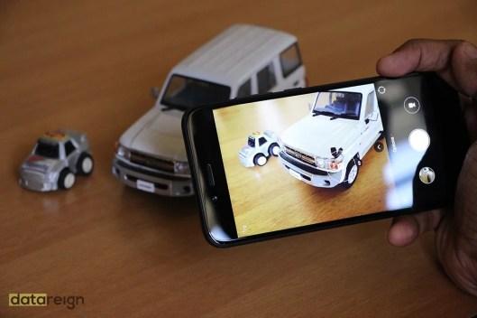 Xiaomi Mi A1 Review - Camera UI