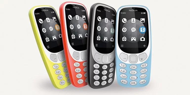 Nokia 3310 3G unveiled, well you get 3G Connectivity