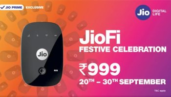 Reliance Jio launches JioDongle 2 - WiFi Hotspot device