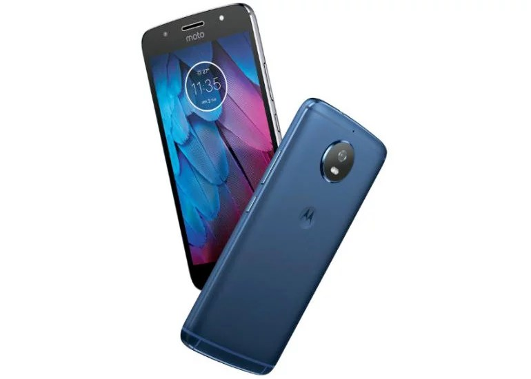 Moto G5s get's a new Midnight Blue Colour variant