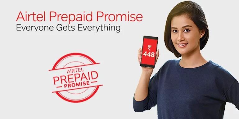 Airtel announces Prepaid Promise, rolls out Open Market Unlimited Combo Plans