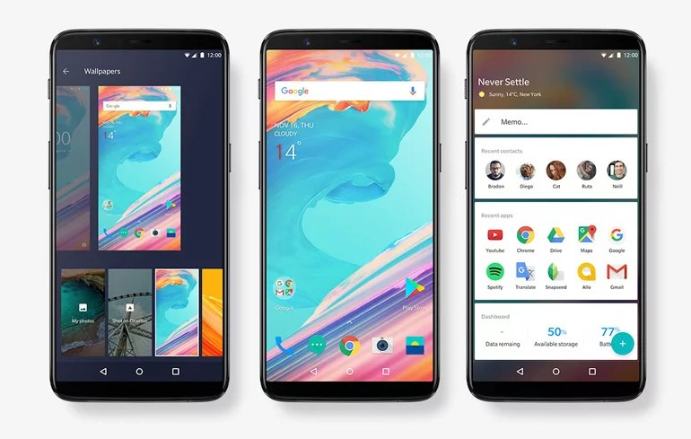 OnePlus 5T features round up