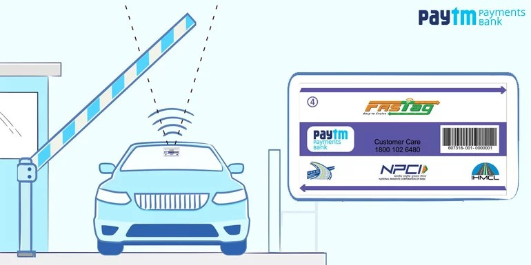 Paytm Payments Bank rolls out Paytm FASTag across India