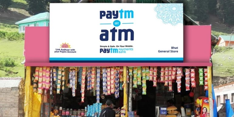 Paytm Ka ATM - Deposit or Withdraw money, open Savings Account