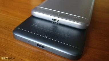 Redmi 5A and Redmi 4A Compare bottom design