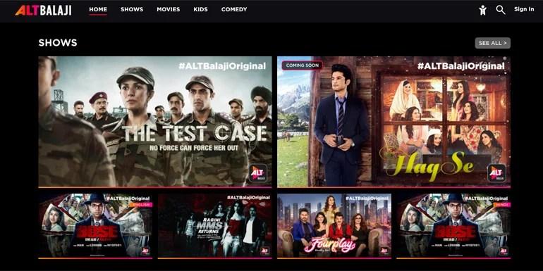 Reliance Jio bags ALTBalaji for Original content on JioCinema and JioTV