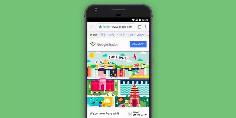 Google Station Comes To Indian Smart Cities Starting With Pune