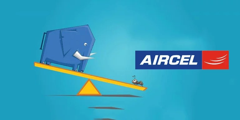 Aircel to file Bankruptcy at NCLT, No cash to run Telecom business