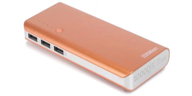 Flipkart launches Billion PowerBanks, Fast Charging capability & up to 3 USB Ports
