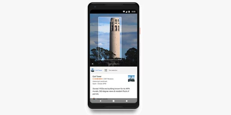 Google Lens now available for all Android Phones via Google Photos