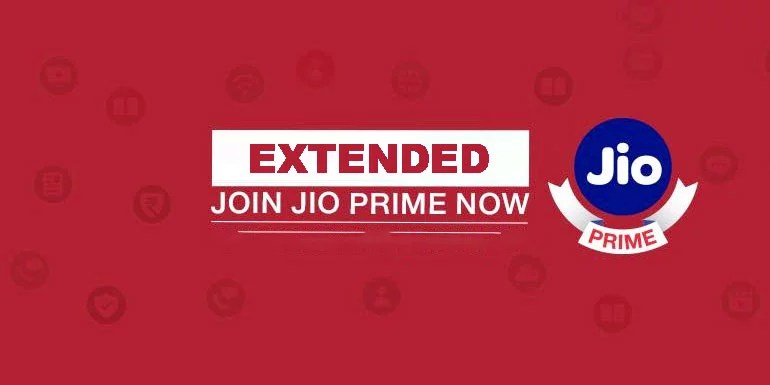 Reliance Jio extends Jio Prime membership to another year for Existing users