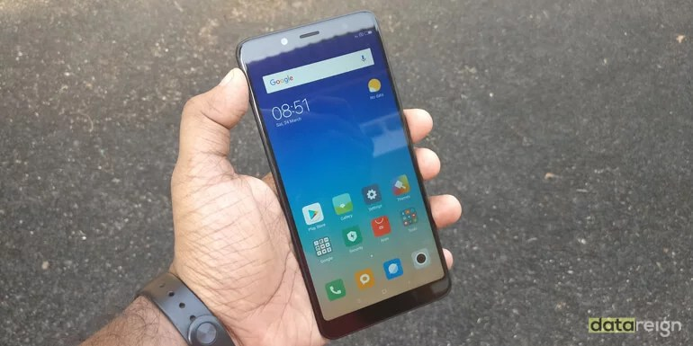 Xiaomi Redmi Note 5 Pro display review