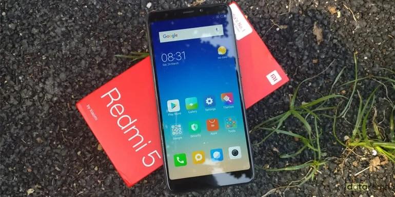 Xiaomi Redmi 5 India review