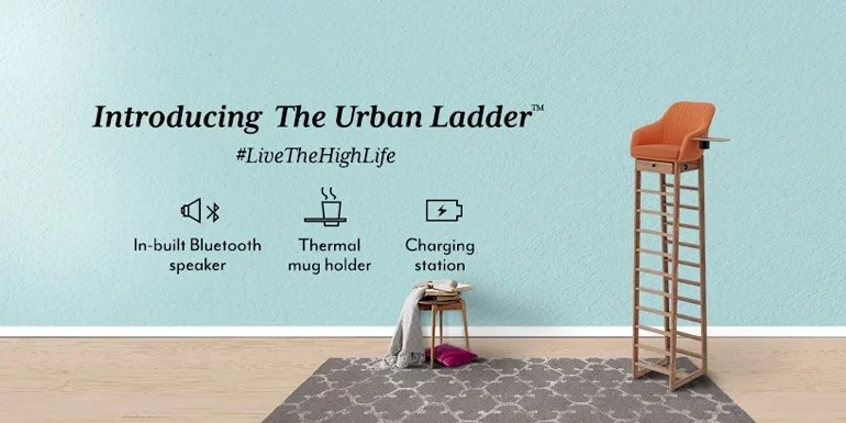 The Urban Ladder April Fool 2018