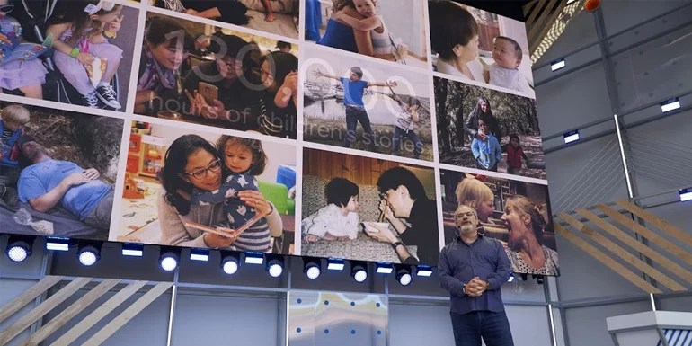 AI in Google Photos