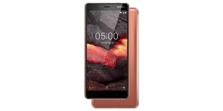 Nokia 5.1 specification and features