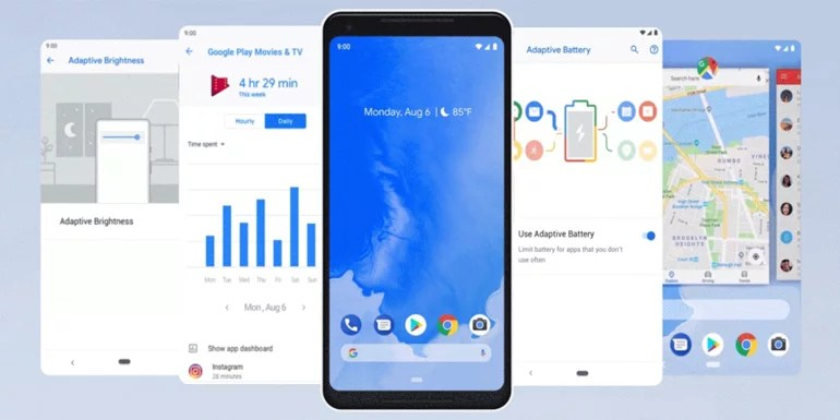 What's new in Android 9 Pie